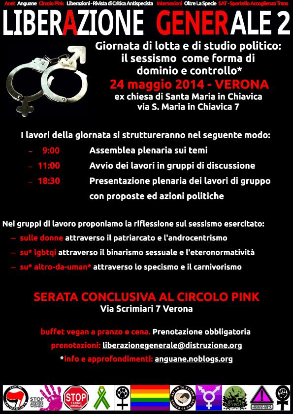 Liberazione Gener-ale 2 Verona