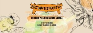 Macao - Festa antispecista 2017 - XII edizione - 15, 16, 17 settembre @ Macao | Milano | Lombardia | Italia