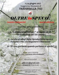 Traversella (TO) - Weekend antispecista - Quarta edizione @ Traversella | Piemonte | Italia