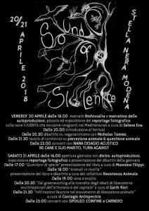 [Modena] Questioni di Specie a Sound of Silence @ Stella nera | Modena | Emilia-Romagna | Italia